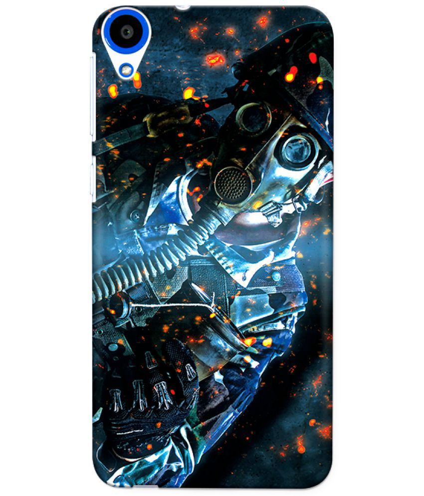 HTC Desire 820 Printed Cover By CRAZYINK