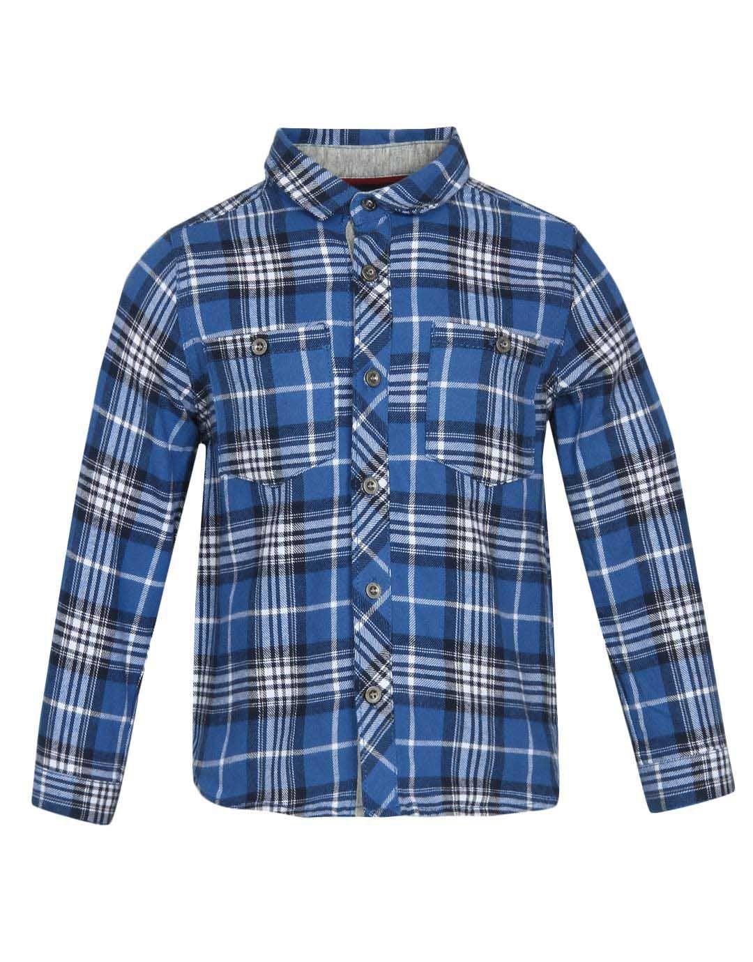 Mothercare Boys Blue Shirt