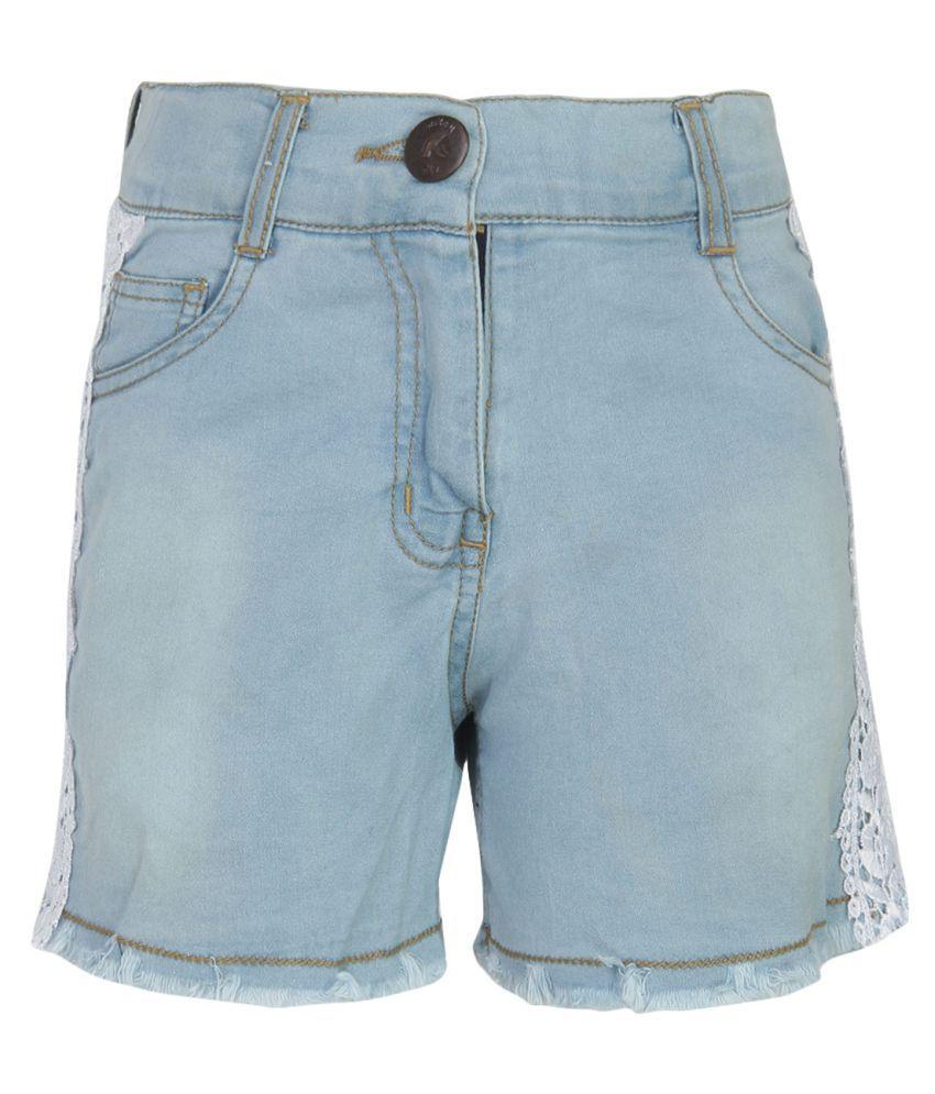 612 League Gray Hot Pants