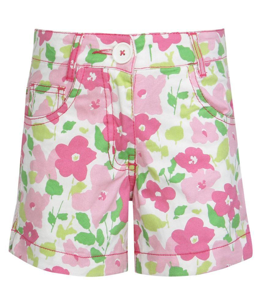 612 League Pink Hot Pants
