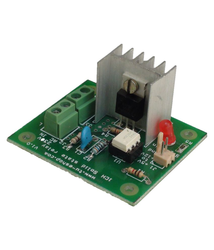 Technology Uncorked 1 Channel Solid State Relay Kit Buy Solidstaterelaycircuitpng