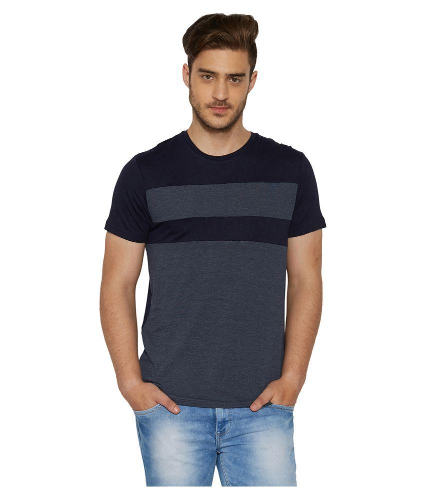 Globus Grey Round T-Shirt
