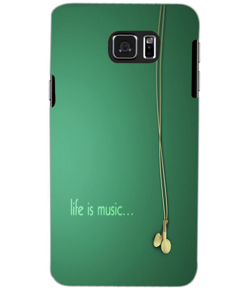 Samsung Galaxy Note 5 Printed Cover By PRINTSWAG