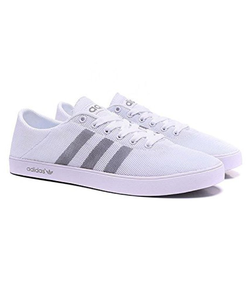 Adidas Style Sneakers White Casual Shoes