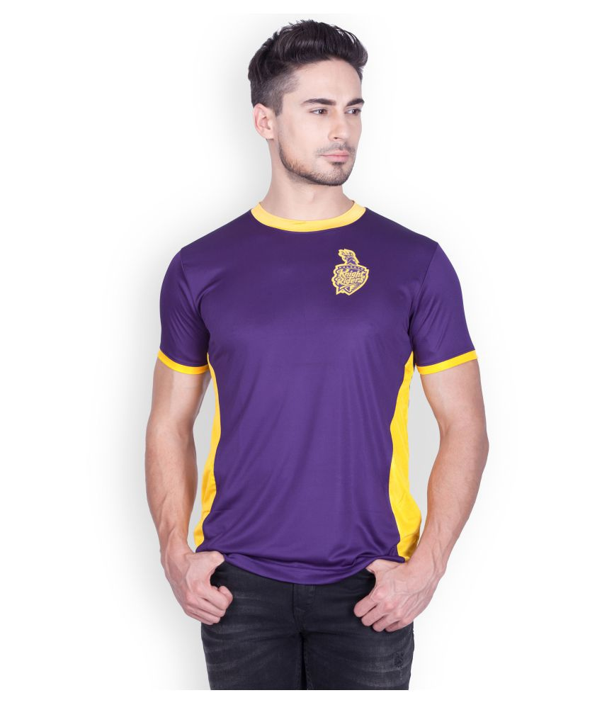 Kolkata Knight Riders Cotton T-Shirts