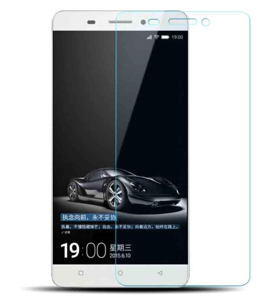 Gionee F103 Tempered Glass Screen Guard By Easybizz