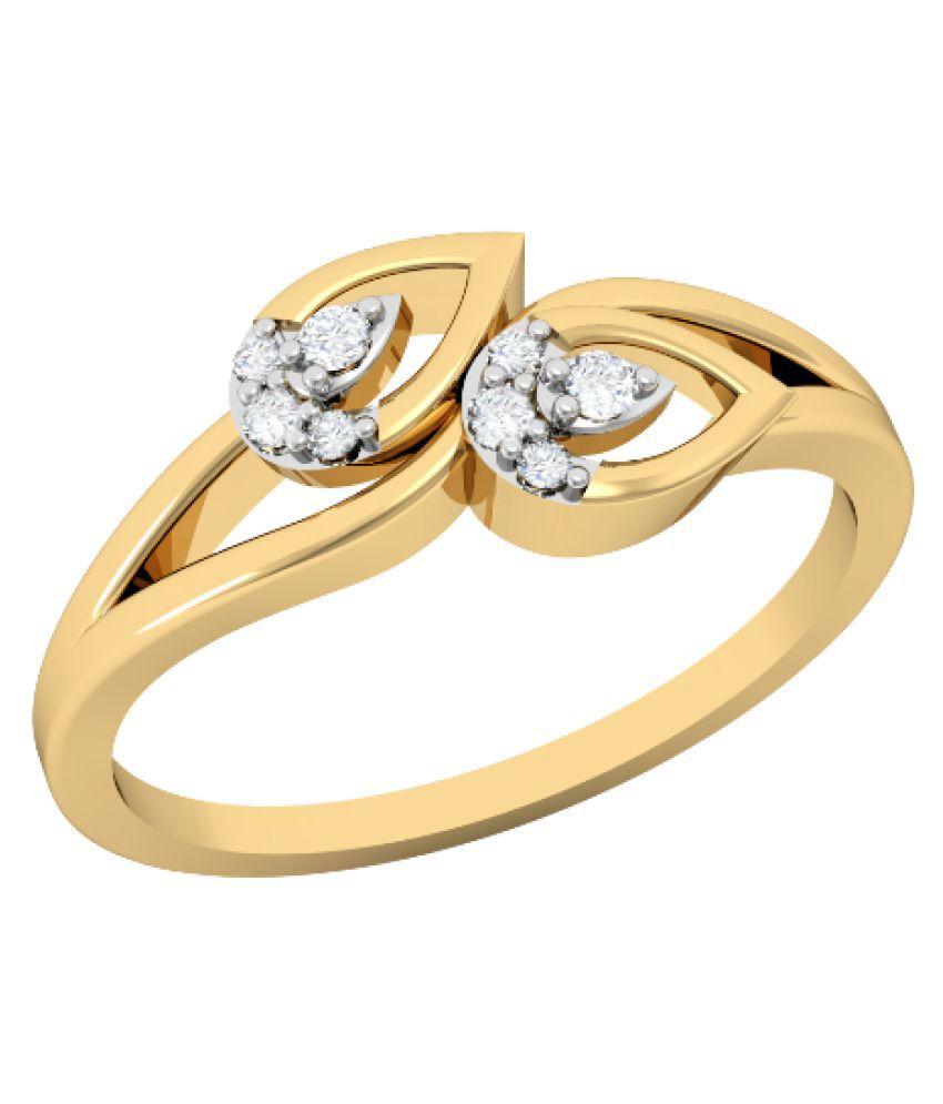 Vachya 14k Gold Ring