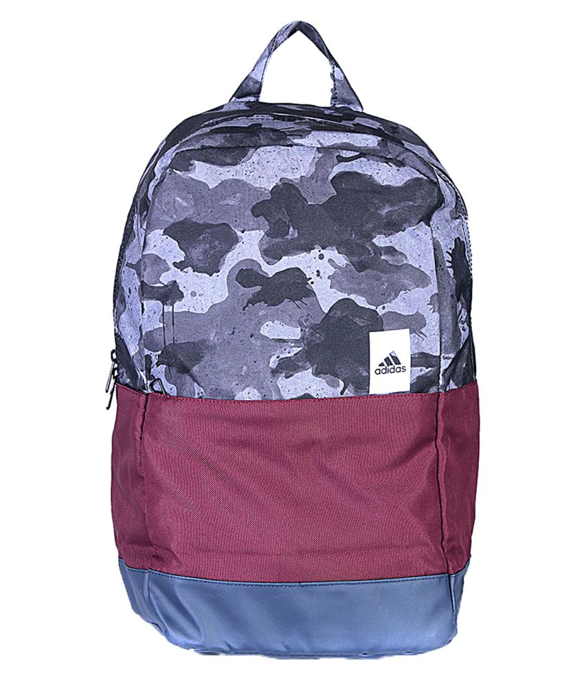 a46d9b8eb Adidas Multicolor Backpack - Buy Adidas Multicolor Backpack Online at Low  Price - Snapdeal