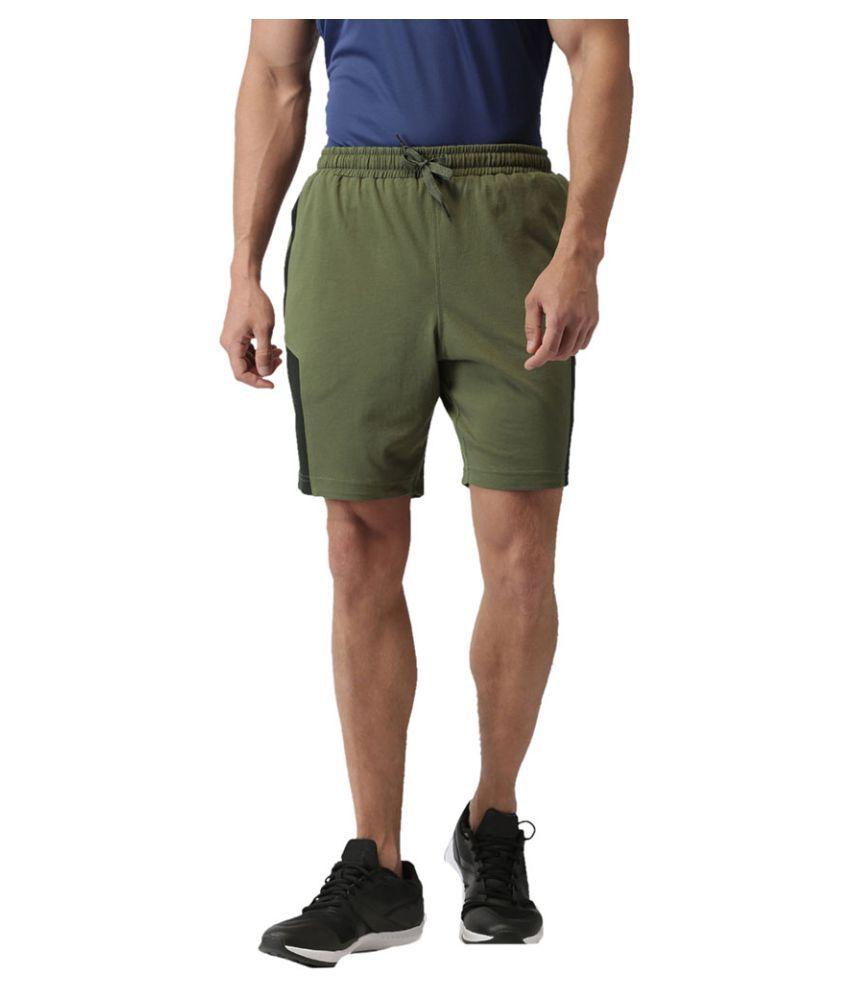 2GO Power Olive Shorts