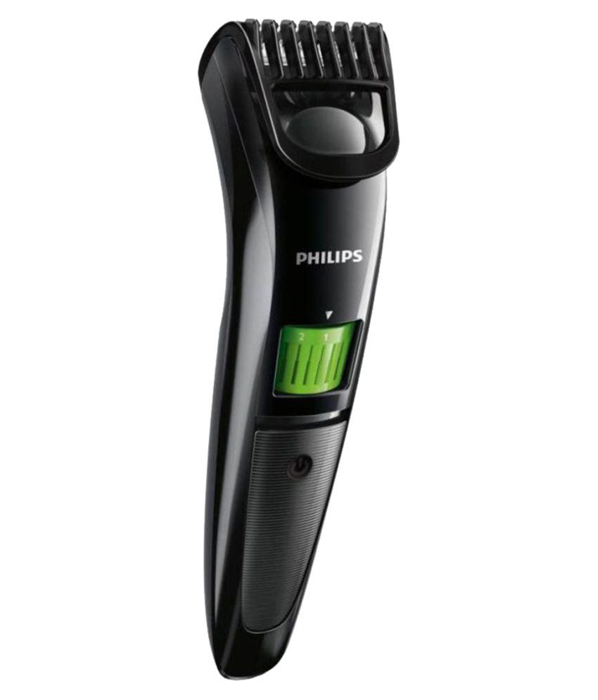 Philips QT3310 Beard Trimmer   Black