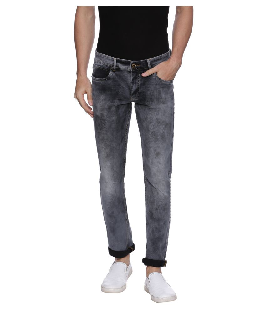 Bandit Grey Slim Jeans