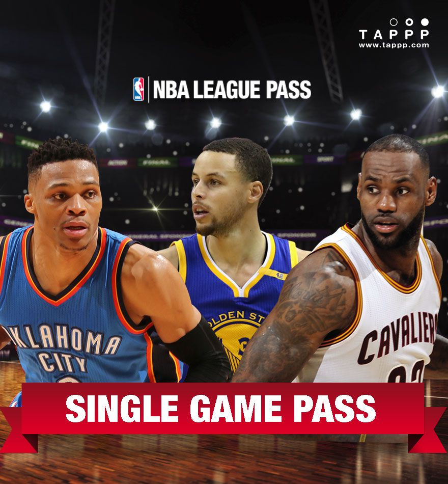 Nba League Pass Single Game Pass Snapdeal deals