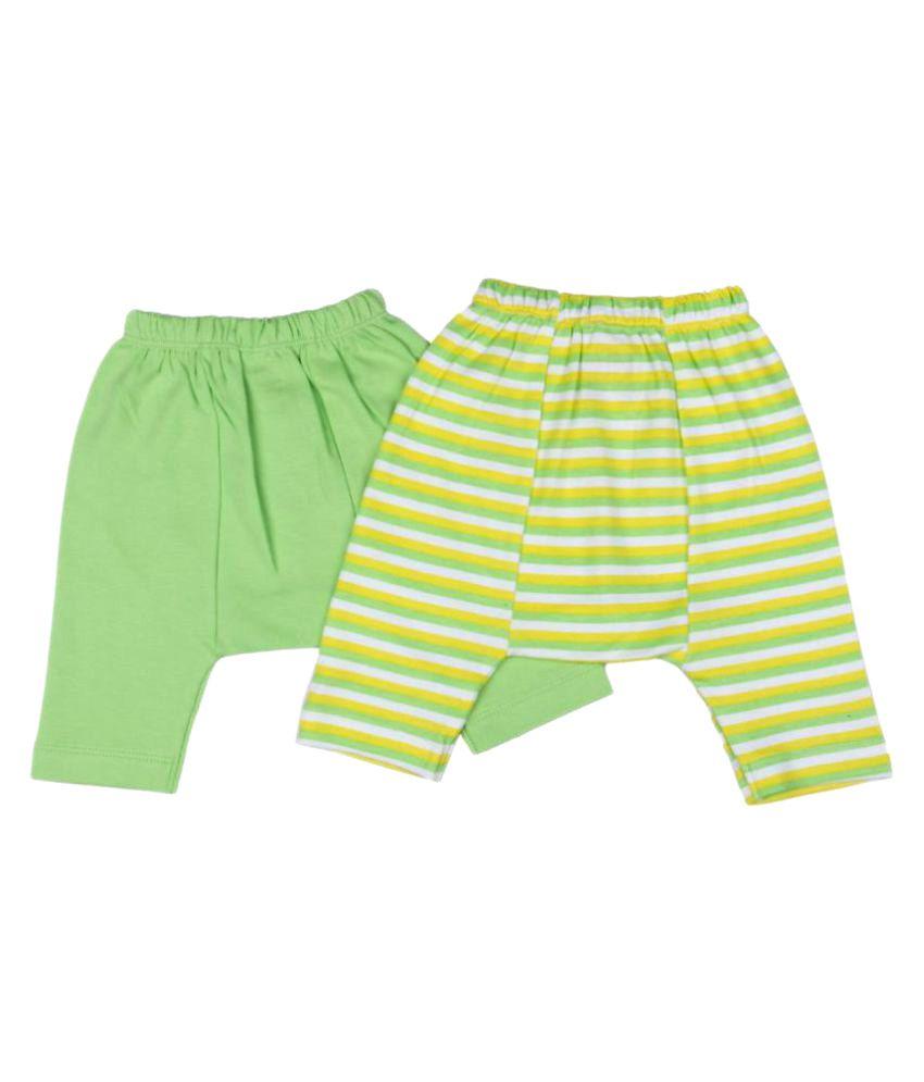 Morisons Baby Dreams Multicolour Diaper Pants - Set of 2