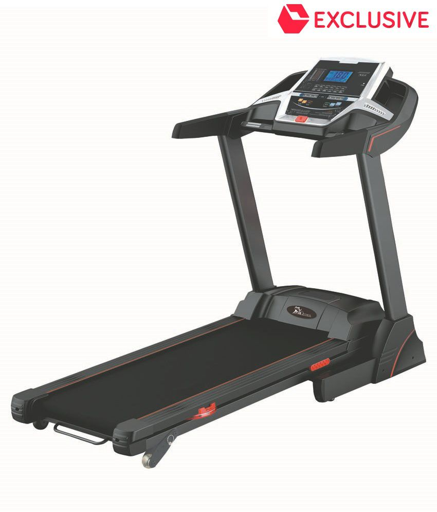 Life Fitness Treadmill Low Voltage: 66% OFF On Fit24 Fitness 3Hp (Peak) Motorized Treadmill