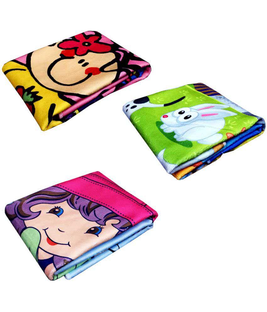 Profto Multi Microfibre Bath Towels Set of 4