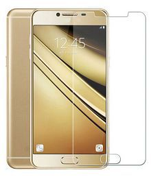 Galaxy C7 Pro Tempered Glass Screen Guard By Furious3D