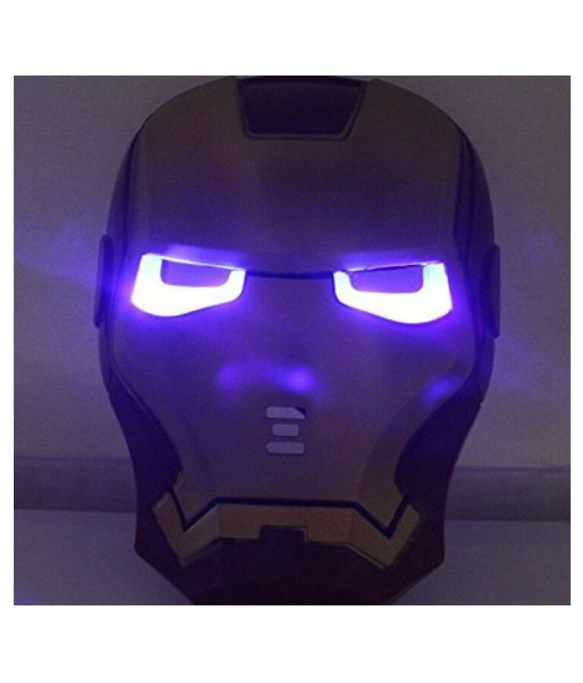 iron man face mask template - ironman face mask images galleries