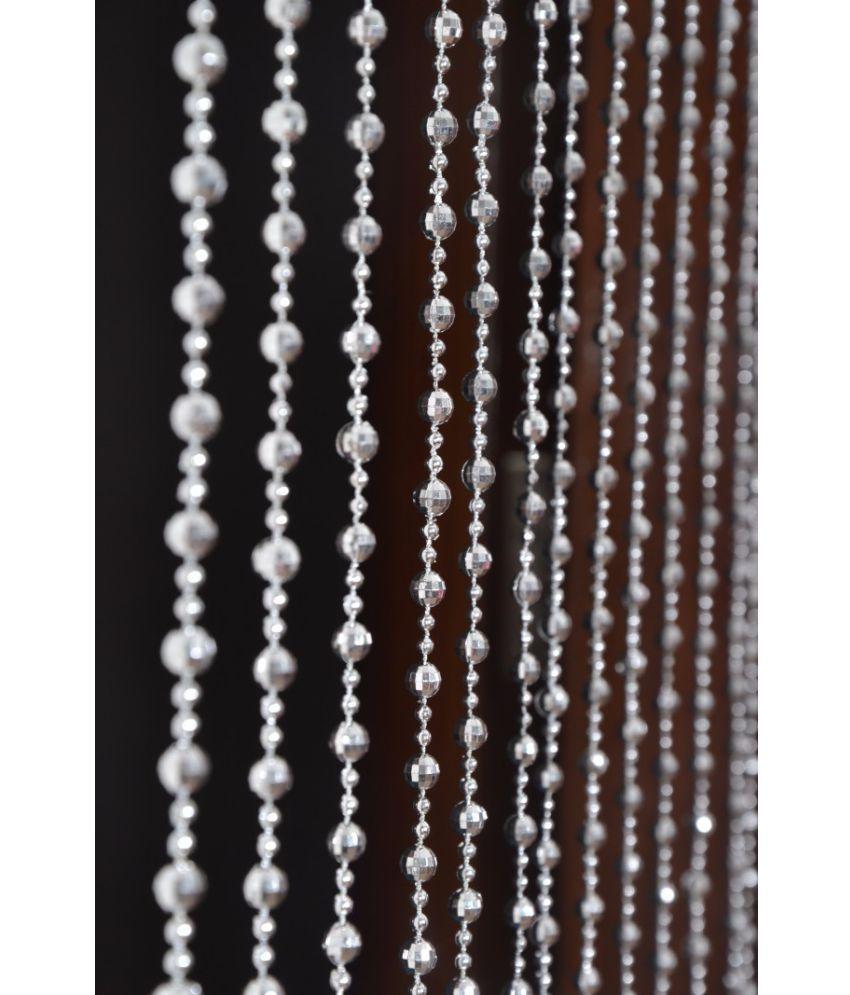 Beaded string curtains -  Pindia Single Door Beaded String Curtain