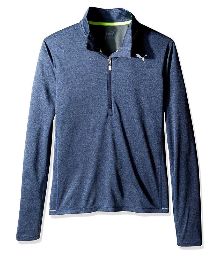 Puma Men's Running Long Sleeve T-Shirt