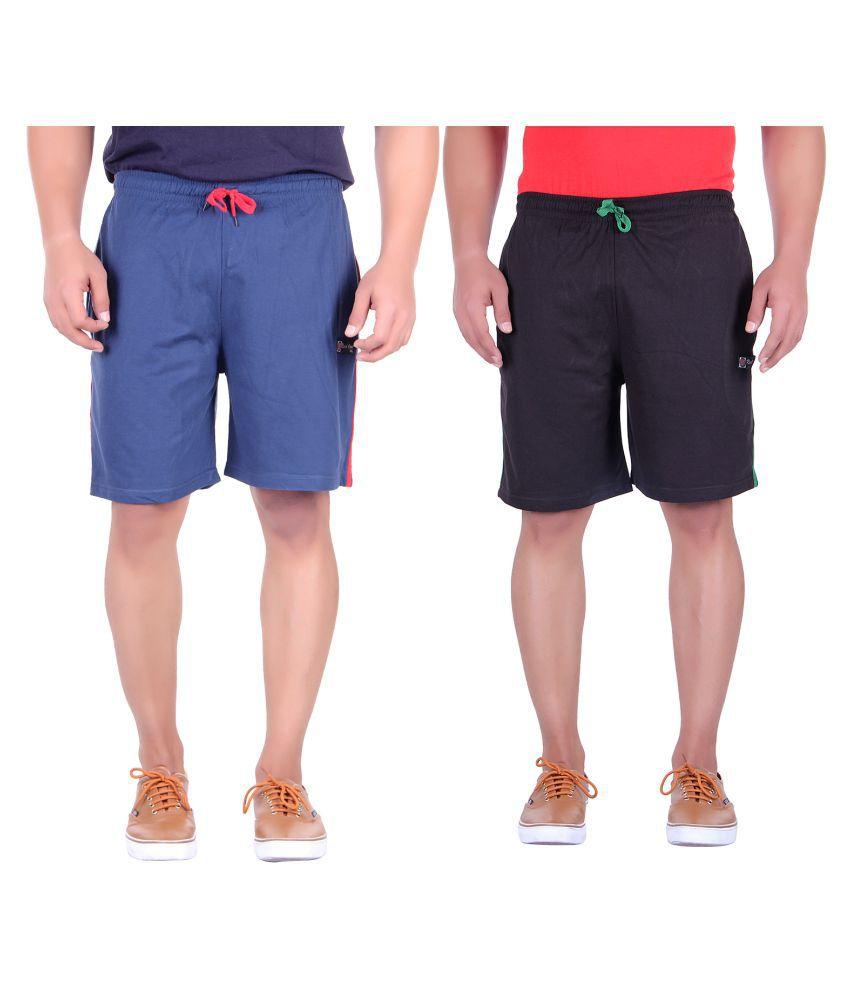 Redfort Multi Shorts