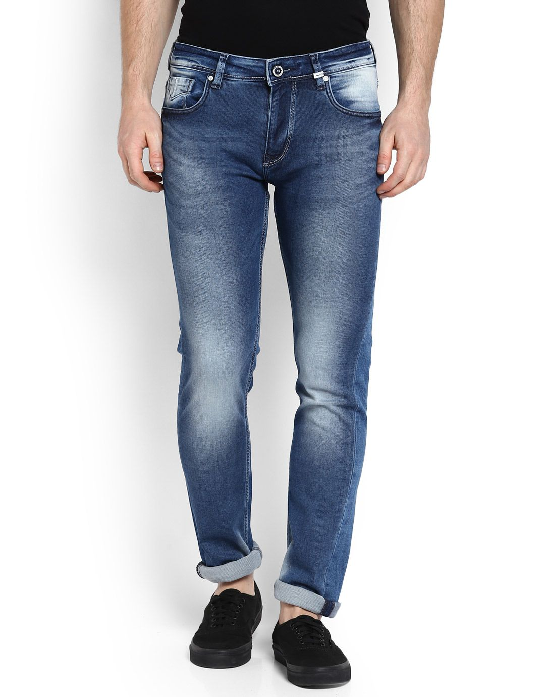LAWMAN pg3 Blue Relaxed Jeans