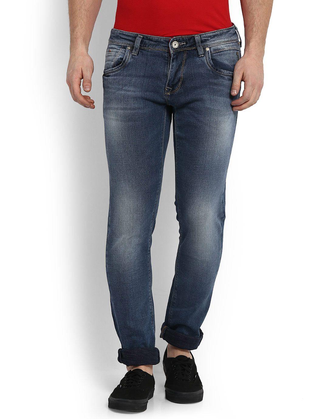LAWMAN pg3 Blue Skinny Jeans