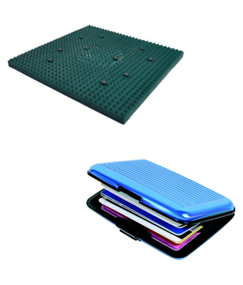 Deemark Card Holder as a freebie  with Small Relief Mat