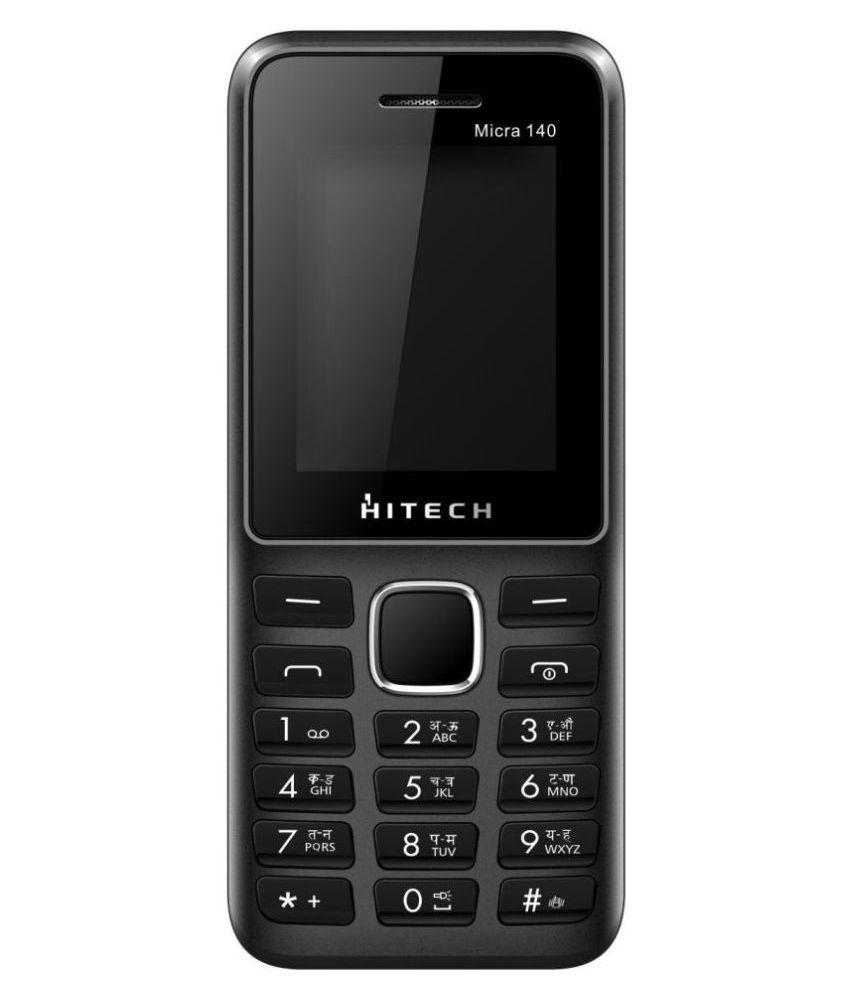 Hitech Micra 140 32 MB Grey