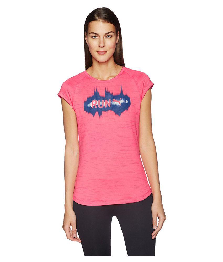 Puma Women's Printed T-Shirt