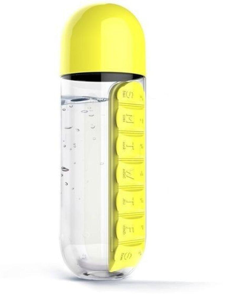 Lovato Multicolour 600 ml Fridge Bottle Set of 1