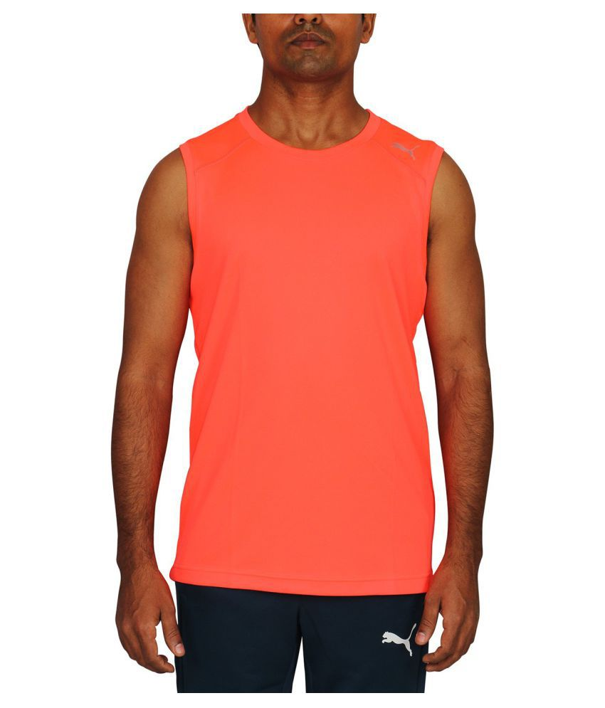 PUMA ESSENTIAL SS SLEEVELESS T-SHIRT