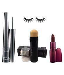 Mac Imported,Eyeliner,B B All In One Beauty Balm Stick Instigater Lipstick,Eyelash Z 152 Face 21 Ml
