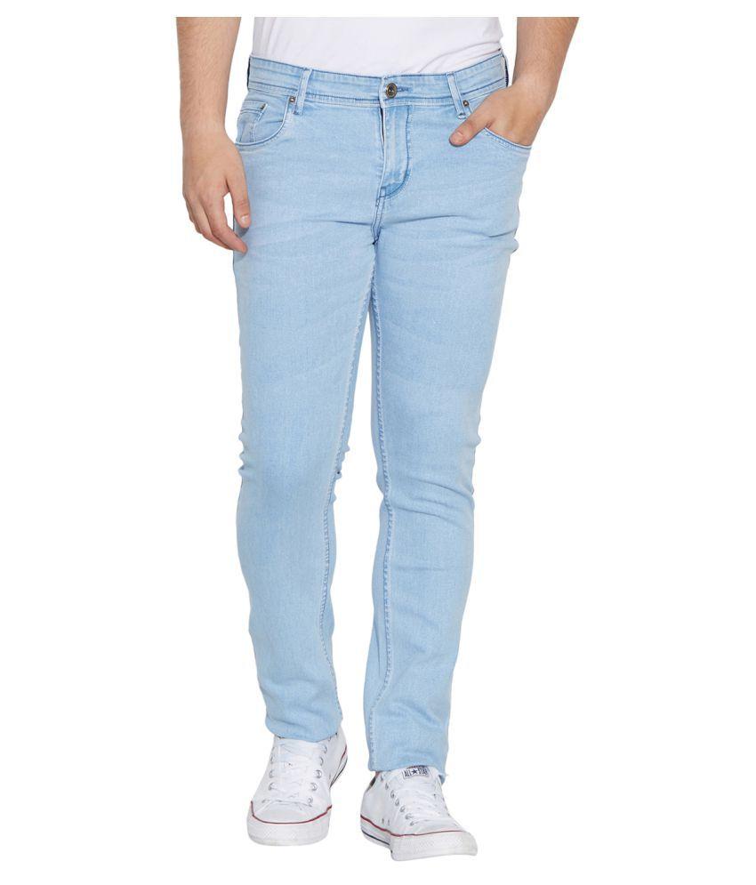 Globus Blue Skinny Jeans