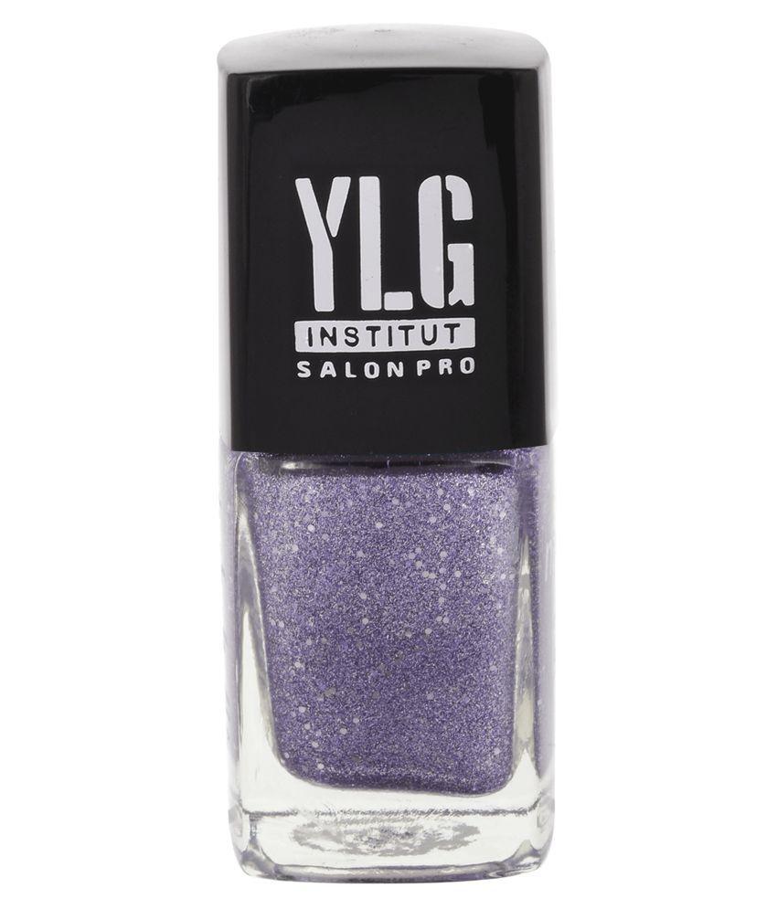 YLG Nail Polish Peri'wink wink Glitter 9 ml
