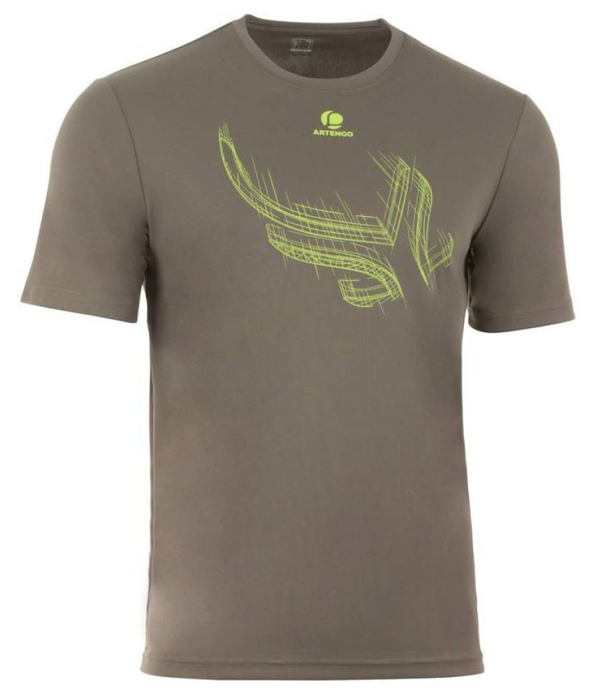 ARTENGO Soft 500 Racket Sports T-Shirt