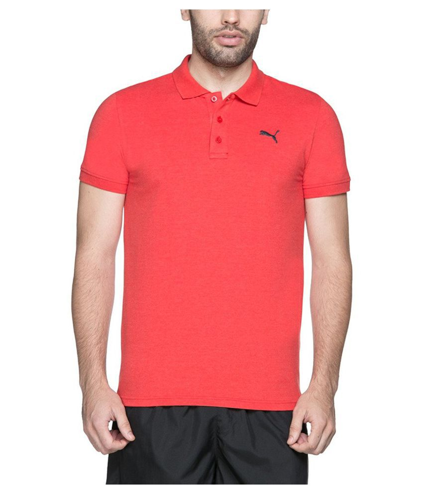 Puma Men's Polo T-shirt