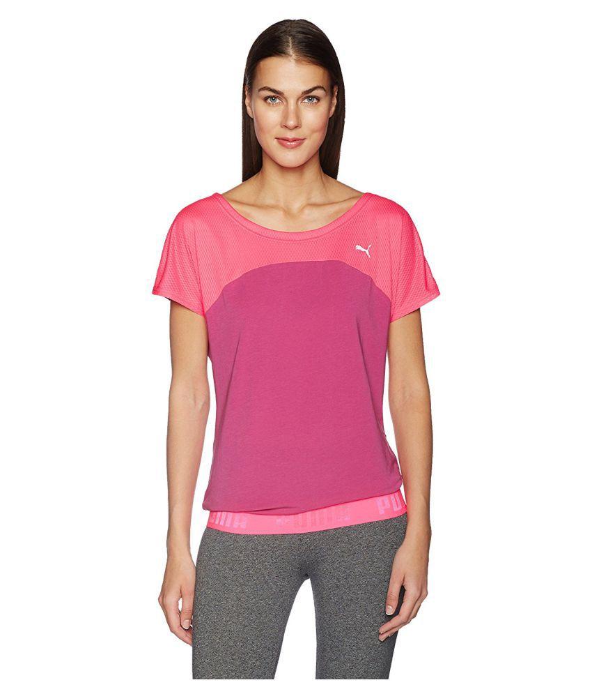 Puma Women's Plain T-Shirt