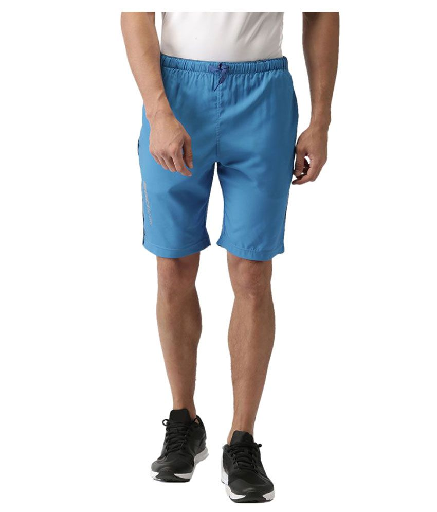 2GO Electric Blue GO Dry Training Shorts