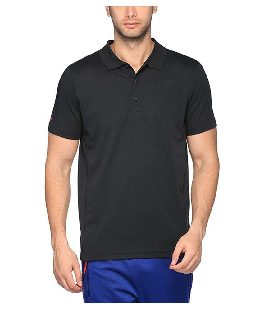 Puma Men's Synthetic Polo T-Shirt