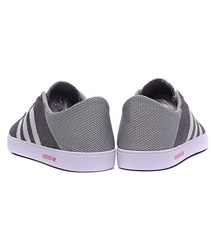 Adidas NEO Sneakers Gray Casual Shoes
