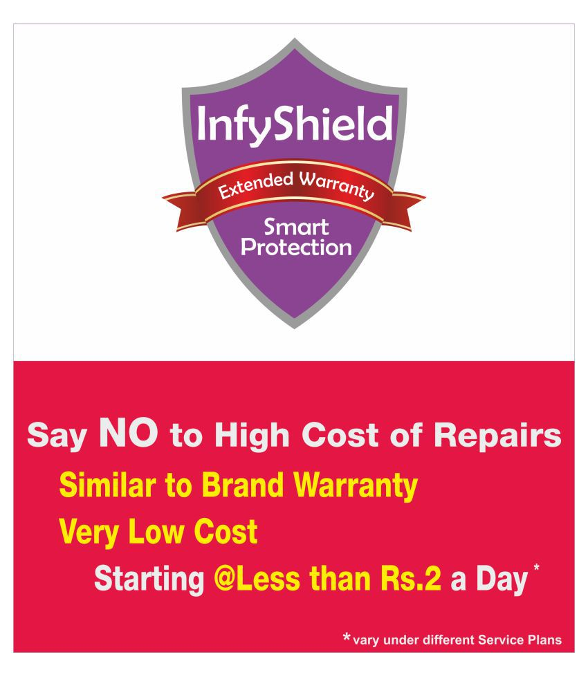 Buy InfyShield Washing Machines Extended Warranty 30001 ...