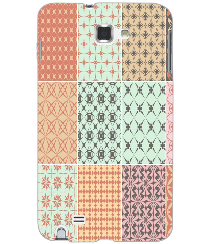 Samsung Galaxy Note 2 Printed Cover By PRINTSWAG