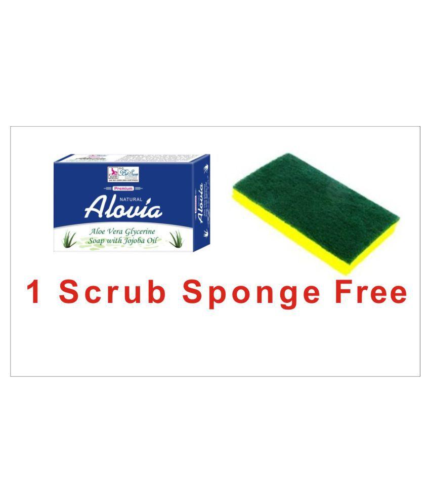 Besure All Skin Aloe Vera Beauty Soap-1 Scrub Free Soap 75 Gm Snapdeal deals