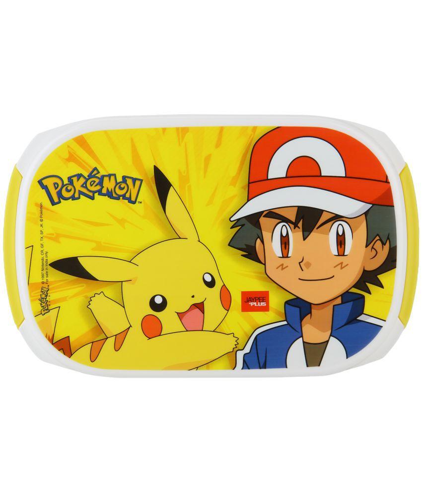 Jaypee plus pokemon yellow virgin plastic lunch box buy online at jaypee plus pokemon yellow virgin plastic lunch box publicscrutiny Images
