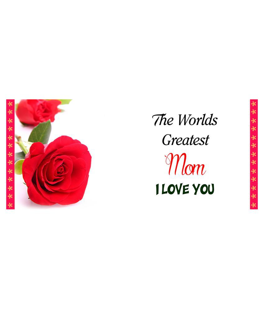 The World S Greatest Mom Mug Buy Online At Best Price In India