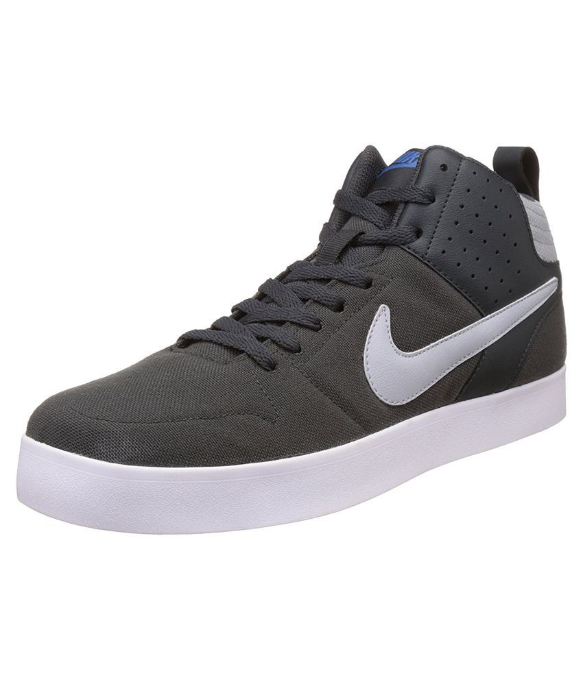 Nike Sneakers Gray Casual Shoes - Buy Nike Sneakers Gray ...