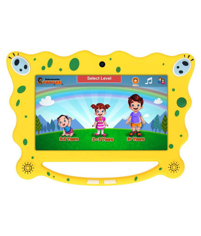 Extramarks Toddlers Learning Tablet for Kids (1 – 4 years)