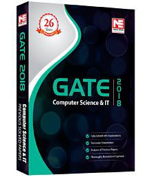 GATE 2018: Computer Science and IT  Engineering Solved Papers