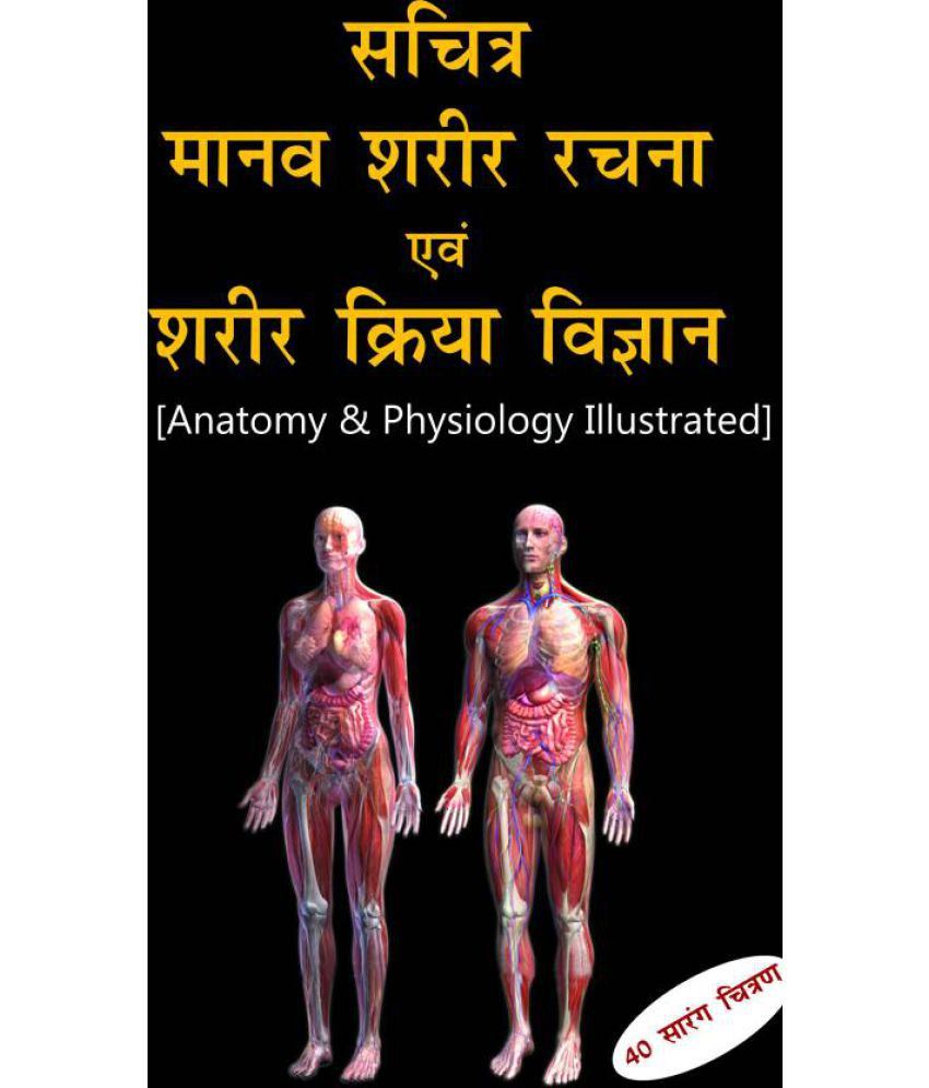 Anatomy & Physiology Illustrated (Hindi): Buy Anatomy & Physiology ...