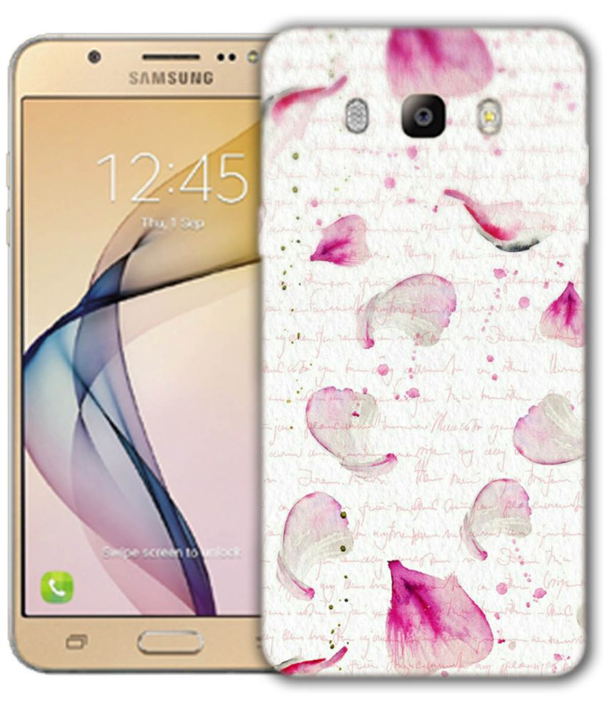 Samsung Galaxy On7 (2016) Printed Cover By Silver Ink